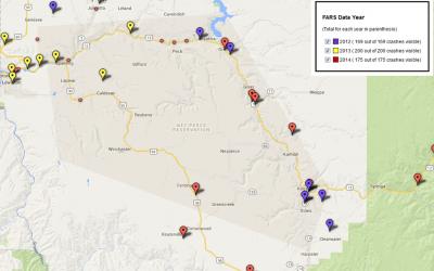 Big Improvements on the Nez Perce Reservation